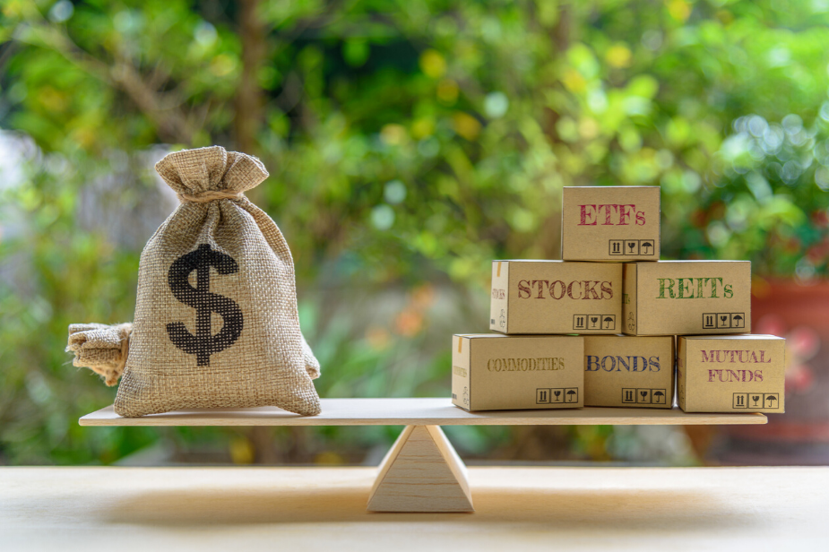 The benefits of investment diversification